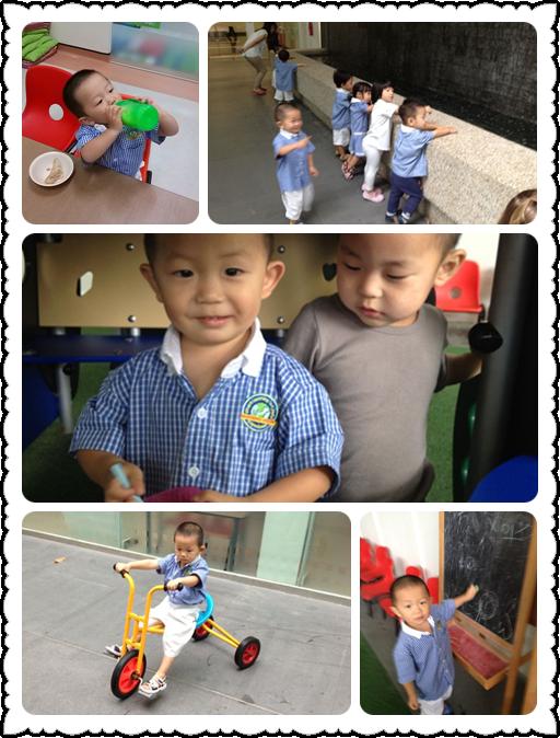 幼儿园新生活